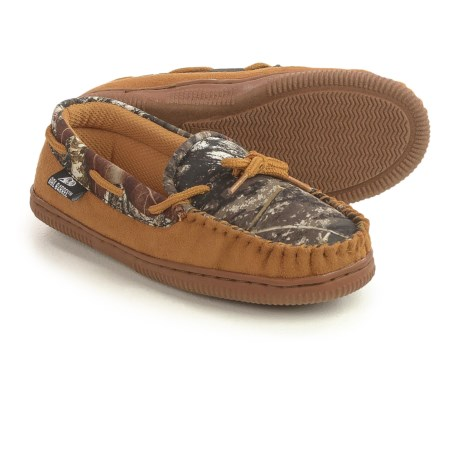 M&F Western Double Barrel Slippers (For Little and Big Kids) in Mossy Oak