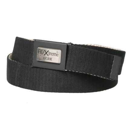 M&F Western Products, Inc. HDX Reversible Belt (For Men) in Black/Brown - Closeouts