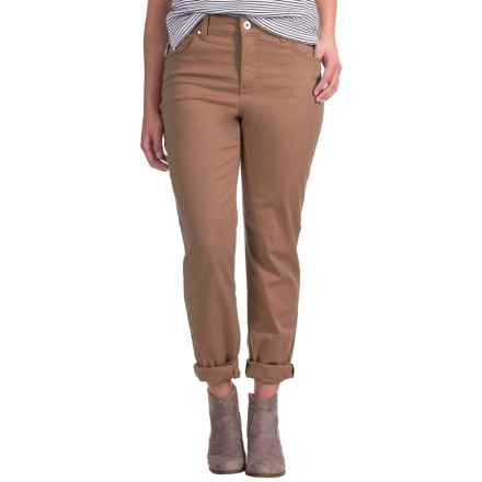 Mandie Perfect Fit Colored Denim Jeans (For Women) in Hightea - 2nds