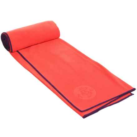 "Manduka eQua® Standard Yoga Mat Towel - 72x26.5"" in Arise - Closeouts"