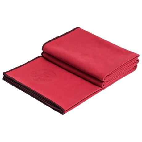 Manduka eQua(R) Standard Yoga Mat Towel - 72x26.5?