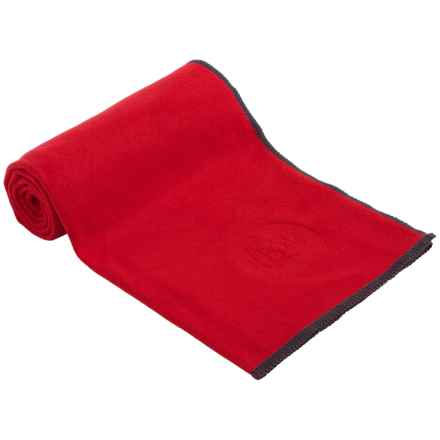 Manduka eQua® Yoga Hand Towel in Fortitude - Closeouts