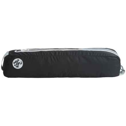 Manduka Go Light Yoga Mat Bag in Black - Closeouts