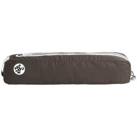 Manduka Go Light Yoga Mat Bag in Thunder - Closeouts