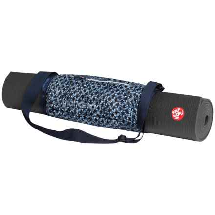 Manduka Go Play 3.0 Yoga Mat Carrier in Tile Print - Closeouts