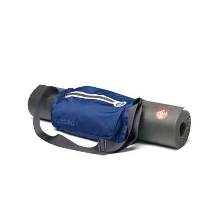 Manduka Go Play Yoga Mat Carrier in New Moon - Closeouts
