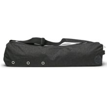 "Manduka GO Steady Yoga Mat Carrier - Holds 26"" Mat in Black - Closeouts"