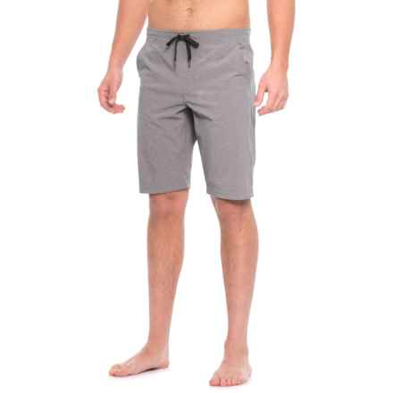 Manduka Homme Shorts (For Men) in Flannel - Closeouts