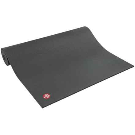 Manduka PRO Yoga Mat - 6mm in Schwarz - 2nds