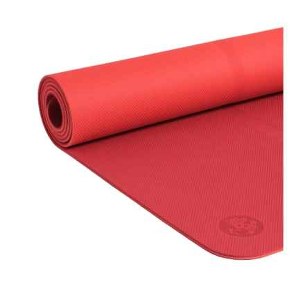 Manduka Welcome Yoga Mat - 5mm in Passion - Closeouts