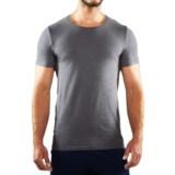 Manduka Yoga T-Shirt - Organic Cotton, Short Sleeve (For Men)