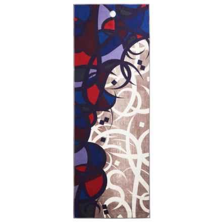Manduka Yogitoes® Skidless Rhythm Yoga Mat Towel in See Photo - Closeouts