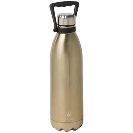 Manna Jumbo Vogue Stainless Steel Water Bottle - 50 fl.oz. in Gold - Closeouts