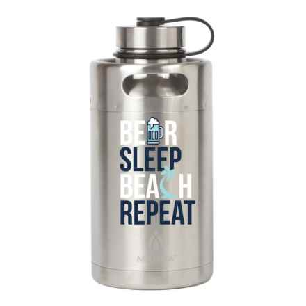Keg Growler - 64 oz. in Beer Sleep - Closeouts