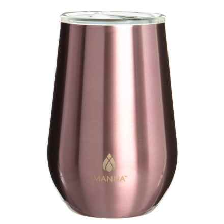 Manna Stemless Wine Tumbler - 12 oz. in Lilac - Closeouts