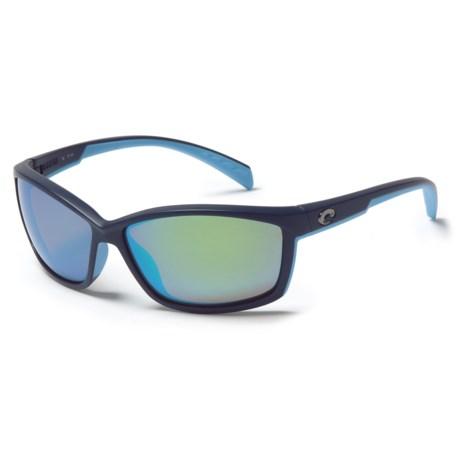 Manta Sunglasses - Polarized 400G Glass Lenses