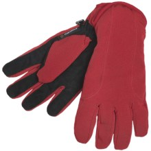 Manzella Commuter Gloves - Insulated (For Women) in Cherry - Closeouts