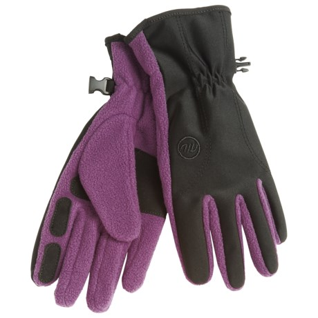 Manzella Equinox Fleece Gloves (For Women)