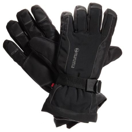 photo: Manzella Men's Fahrenheit 5 Gore-Tex Gloves