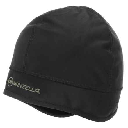 Manzella Forrester Beanie (For Men and Women) in Black - Closeouts
