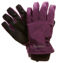 Manzella Incite Gloves - Insulated (For Women) in Plum - Closeouts