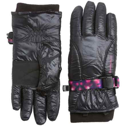 Manzella Kenzie Gloves (For Women) in Black - Closeouts