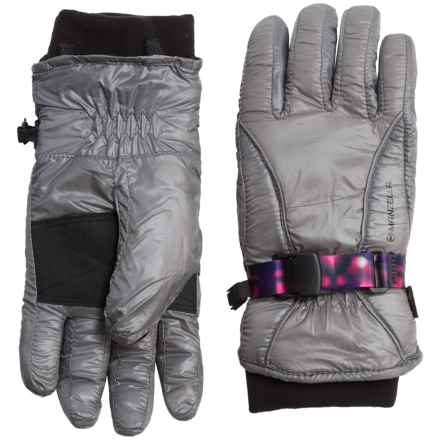 Manzella Kenzie Gloves (For Women) in Chrome - Closeouts