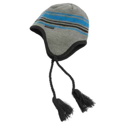 Manzella Niagara Hat - Wool Blend (For Men) in Blue - Closeouts