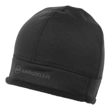 Manzella Ranger Beanie (For Men and Women) in Black - Closeouts