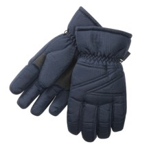 Manzella Ski Gloves - Waterproof  (For Men) in Navy - Closeouts
