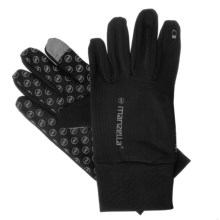 Manzella Sprint TouchTip Gloves - Touchscreen Compatible (For Women) in Black - Closeouts