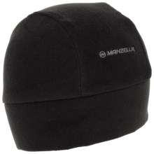 Manzella Tahoe Fleece Hat (For Women) in Black - Closeouts