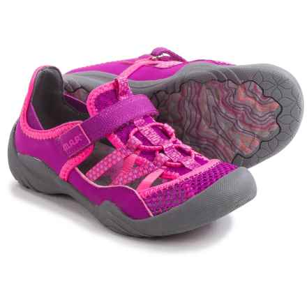 M.A.P. Niagara Water Shoes (For Little and Big Girls) in Hot Pink - Closeouts
