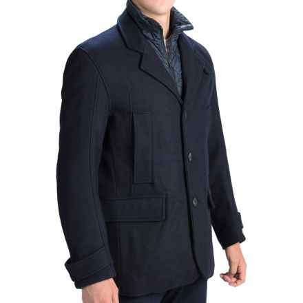 Marc New York by Andrew Marc Albany Coat - Wool Blend, Insulated (For Men) in Ink - Closeouts