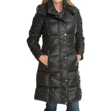 Marc New York by Andrew Marc Ali Block Puffer Coat (For Women) in Black - Closeouts