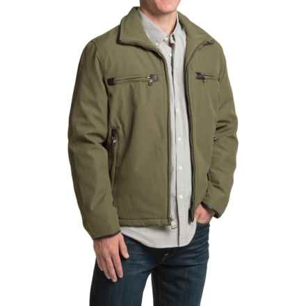 Marc New York by Andrew Marc Astoria Jacket (For Men) in Olive - Closeouts