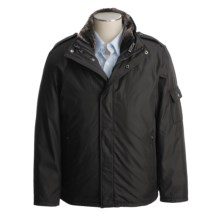 Marc New York by Andrew Marc Attitude Jacket - Removable Liner (For Men) in Black - Closeouts