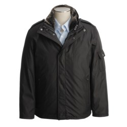 Marc New York by Andrew Marc Attitude Jacket - Removable Liner (For Men) in Black