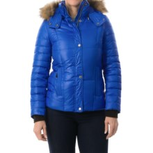 Marc New York by Andrew Marc Aubrey Down Jacket (For Women) in Cobalt - Closeouts