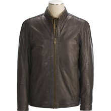 Marc New York by Andrew Marc Avery Jacket - Leather (For Men) in Anthracite - Closeouts