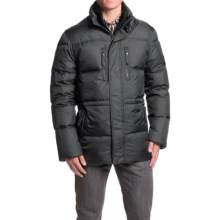 Marc New York by Andrew Marc Blizzard Down Parka (For Men) in Black - Closeouts