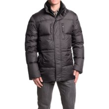 Marc New York by Andrew Marc Blizzard Down Parka (For Men) in Steel - Closeouts