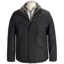 Marc New York by Andrew Marc Brady Jacket - Insulated (For Men) in Black - Closeouts