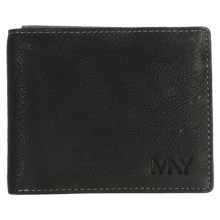 Marc New York by Andrew Marc Cooper Passcase Wallet in Black - Closeouts