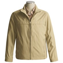 Marc New York by Andrew Marc Dean Jacket - Microfiber (For Men) in Khaki - Closeouts