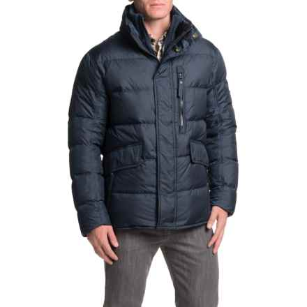Marc New York by Andrew Marc Dumbo Down Parka (For Men) in Ink - Closeouts
