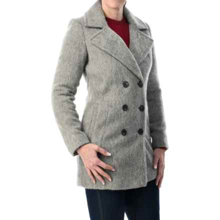 Marc New York by Andrew Marc Effie Peacoat (For Women) in Grey - Closeouts