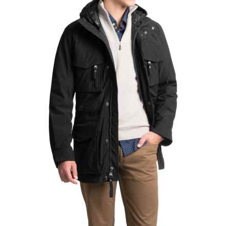 Marc New York by Andrew Marc Empire 3-in-1 Jacket - Insulated (For Men) in Black - Closeouts