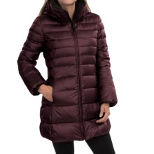 Marc New York by Andrew Marc Eva Sweater Down Coat (For Women) in Merlot - Closeouts
