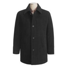 Marc New York by Andrew Marc Jake Walking Coat - Insulated (For Men) in Black - Closeouts
